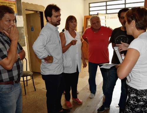 Galmarini: «No hay futuro sin educación de calidad»